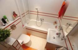 Интерьеры маленьких ванных комнат фото