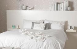 Белые спальные гарнитуры в современном интерьере
