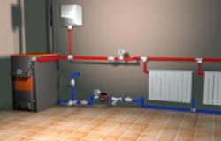 Схема двухтрубного отопления – залог тепла и уюта в доме